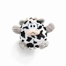 DEMDACO Plush Toy, Giggaloos Cow