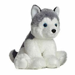 plush toy husky tall