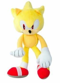Plush Toy - Sonic the Hedgehog - Modern Super Sonic - 12 Inc
