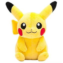 Plush toys Pikachu Bulbasaur Squirtle Charmander Soft Plush