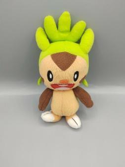 Pokemon Banpresto 2013 Chespin Plush Stuffed Toy Doll Japan
