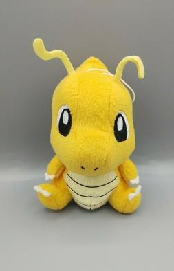 Pokemon Banpresto 2013 Dragonite Plush Stuffed Toy Doll Japa