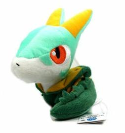 "Pokemon Best Wishes Black And White Chibi Plush - 47343 - 7"""