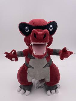Pokemon Krookodile Plush Toy Stuffed Animals Toy Collection