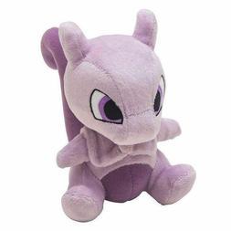 Pokemon Center Mewtwo Plushie Plush Doll Soft Figure Toy 6 i