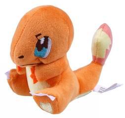 "Pokémon Charmander Plush Stuffed Animal Toy 4.5"" US Seller"