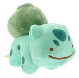 "Pokémon Ditto Bulbasaur Plush Stuffed Animal Toy 5"" US Sell"