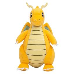 Pokemon Dragonite Pocket Monster Plush Soft Toy Stuffed Doll