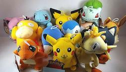 Nintendo Pokemon Go Plush Doll Various Stuffed Animal Soft T
