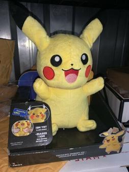 Pokémon TOMY My Friend Pikachu US SELLER - AUTHENTIC! Talki