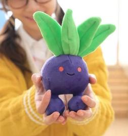 "Pokémon Oddish Plush Stuffed Animal Toy 8"" US Seller"