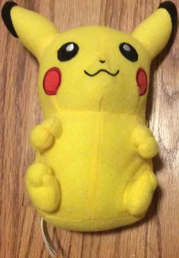 "Pokemon Pikachu 7"" Plush Toy Nintendo Toy Factory 2017! RARE"
