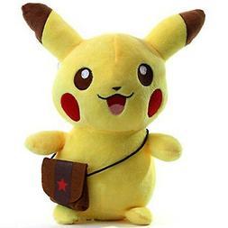 Pokemon Pikachu Character Soft Stuffed Plush Toy Doll Child
