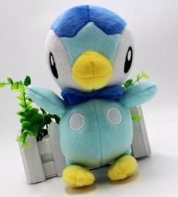"Pokémon Piplup Plush Stuffed Animal Toy 6"" US Seller"
