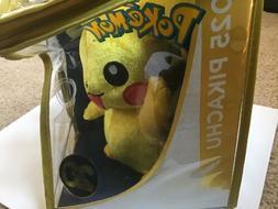 Pokemon Plush Toy Pikachu Waving Pikachu 025 TOMY 20th Anniv