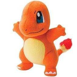 Pokemon Pocket Monster Charmander Plush Toy Stuffed Doll Fig