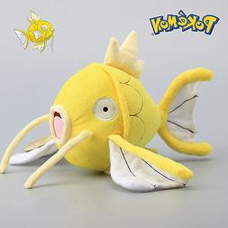 "Pokemon Shiny Magikarp Stuffed Animal Plush Toy 9"" Kids Birt"
