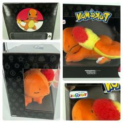 Pokémon Sleeping Charmander Plush Toy Tomy Authentic Toys R