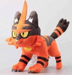 "Pokémon Torracat Plush Stuffed Animal Toy 9"" US Seller"