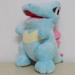 """Pokemon Totodile 7"""" Plushies Anime Stuffed Animal Plush Toys"""