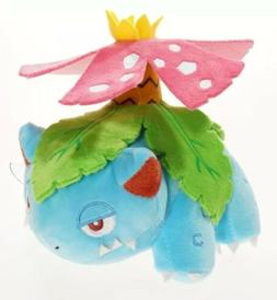 "Pokémon Venusaur Plush Stuffed Animal Toy 7"" US Seller"