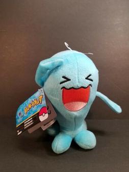 "Pokemon Wobbuffet Plush Toy 8"" TOMY Nintendo Official Licens"