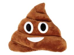 Poop Emoji Pillow Cushion Soft Stuffed Plush Toy Doll 13""