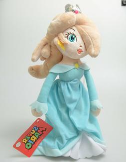 """Nintendo Princess Rosalina 12"""" Plush Stuffed Doll Toy Gift S"""