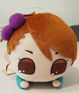 Puchimas! BANPRESTO IDOLMASTER Plush Komami Mami Futami Toy