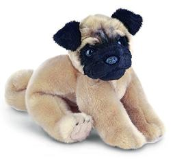 Bearington Pugsly Pug Plush Stuffed Animal Puppy Dog 13""