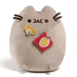 Gund Pusheen Potato Chip Snackable 9.5-Inch Stuffed Toy Plus