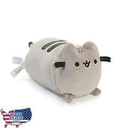 "GUND Pusheen Squisheen Plush Kitty Log, 6"""