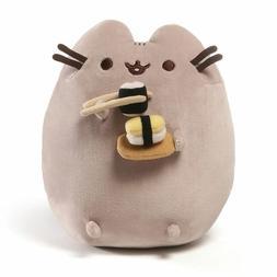 Gund Pusheen Sushi Snackable Stuffed Toy Plush 9.5-inches