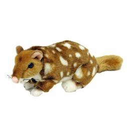 "Quoll soft plush toy stuffed animal Spotty 8""/20cm by Bocche"