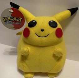 """Rare Pikachu plush toy Pokemon Nintendo Play-By-Play 1999 7"""""""