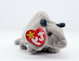 """Retired Ty Beanie Babies Mint Condition """"Tank"""" The Armadillo"""