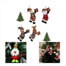 RLucky GrownUp Toys Christmas Plush Dolls Home Ornament Deco