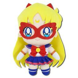 Sailor Moon Sailor V Plush Toy Venus 8-Inch Official License