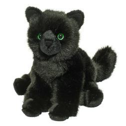 SALEM the Plush BLACK CAT Stuffed Animal - by Douglas Cuddle