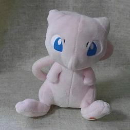 """SANEI POKEMON PLUSH EEVEE SERIES  6"""" Mew stuffed toy"""