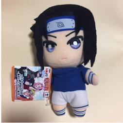 Sasuke Uchiha Plush Toy Strap Tomonui vol.1 Naruto Shippuden