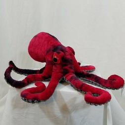 Fiesta Toy Sea & Shore 16 inch Red Octopus Stuffed Animal
