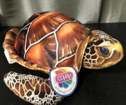 Sea Turtle Stuffed Animal Plush Nanco NEW