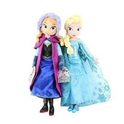 "US Seller Birthday Gift 16"" Disney Frozen Elsa&Anna Princess"