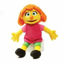 Gund Sesame Street Julia Plush Stuffed Toy, 14 Inches Toy, 1