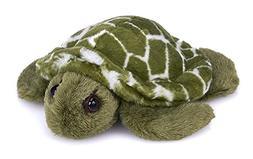 "Bearington Shelldon Plush Stuffed Animal Turtle 6.5"""