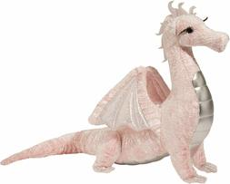 SHREYA the Plush PINK DRAGON Stuffed Animal - by Douglas Cud
