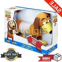 Slinky Disney Pixar Toy Story 4 Plush Dog Puppy New Movie Re