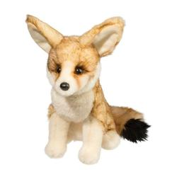 """Douglas Sly FENNEC FOX 11"""" Plush Stuffed Animal Soft Cuddle"""