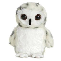 Snowy Owl Aurora Plush Stuffed Animal Toy Cute Cuddly Owels